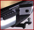 Genuine Nissan Trailer Hitch